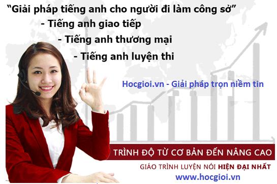 Day kem Tieng Anh tai nha