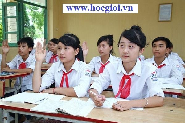 Lớp học thêm Toán ở Quận Cầu Giấy Hà Nội